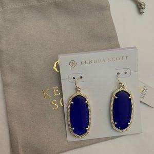 Kendra Scott Elle Earrings Gold